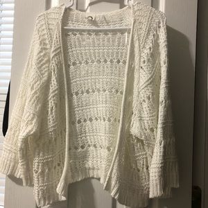 NWT Anthropologie cardigan ONE SIZE